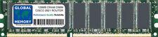 Memoria RAM DIMM DRAM 128MB para Cisco 2821 Router (MEM2821-128D)