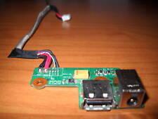 Power board USB per HP DV6500 DV6700 DV6800 90W scheda jack alimentazione DV6000