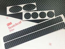 3m scotch Fibre De Carbone Vinyle cycle Câble Protecteur Cadre frotter les correctifs BMX DH MTB