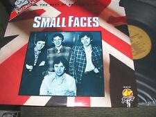 "Small Faces 2 lp best of british rock gate pair '87 NM mod 33rpm 12"" rare"