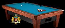 Simonis 860HR 7' Pool Table Felt Cloth Choose Color: Tournament Blue or Green