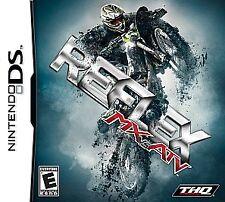 MX vs. ATV Reflex (Nintendo DS, 2009) Game Only