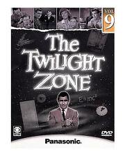 The Twilight Zone: Vol. 9, Excellent DVD, Jack Klugman, Robert McCord, Jay Overh