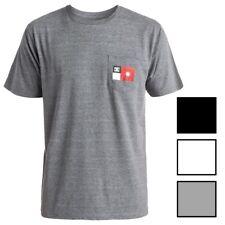 DC Shoes Men's Pocket Flag Tee T-Shirt