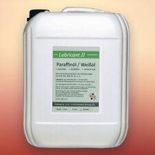 (5,50€/L) 10L 2x5L Paraffinöl med Qualität zB Verdauungshilfe f. Pferde 10 Liter