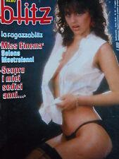 Blitz 27 1983 Licinia Lentini Marisa Mell Selena Mastro