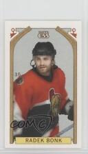 2003-04 Topps C55 Mini #35 Radek Bonk Ottawa Senators Hockey Card