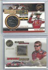 2008 Press Pass Eclipse - CARL EDWARDS - Burnouts Race Used Tire - NASCAR #d/299