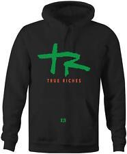 """True Riches"" Hoodie to Match Retro ""Gator Green"" 6's"