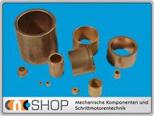Gleitlager Sinterbronze DM 12 mm frei wählbar