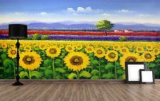 3D Giardino 292 Parete Murale Foto Carta da parati immagine sfondo muro stampa