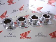 Honda CB 750 Four K0 K1 K2-K6 Auspuff Krümmer Flansch Set exhaust flange kit NOS