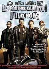 Wild Hogs (DVD, 2010)*****COMEDY******FREE SHIPPING*****