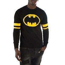 Batman Symbol Black Men's Sweater Black