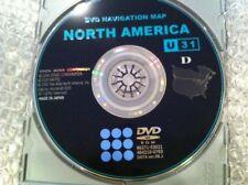 LEXUS TOYOTA NAVIGATION DVD DISC GEN 5 RX350 RX400H GX470 IS250 ES350 IS350 6.1