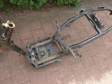 125 Kymco Roller Rahmen Bj.2000  Typ.KAF