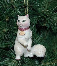 Glammour Puss, Cat, Kitten Christmas Ornament