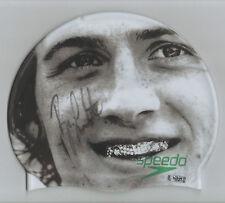Ryan Lochte *USA OLYMPIC SWIMMER* Signed Speedo Swim Cap R1 COA GFA PROOF!