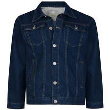 New Kam Kbs 401 Western Denim Jacket Cotton Base Jacket 2xl-6XL
