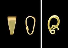 333 oder 585 ECHT GOLD *** Anhängerschlaufe Öse Anhängeröse Kettenöse 6 mm