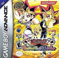 Yu-Gi-Oh Destiny Board Traveler (Nintendo Game Boy Advance, 2004) GAME ONLY