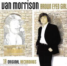 VAN MORRISON - Brown Eyed Girl (UK/EU 18 Tk 2000 CD Album)