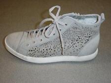 Tamaris High-Top Sneaker Stiefel | grau | Leder | knöchelhoch | Größe 36 38
