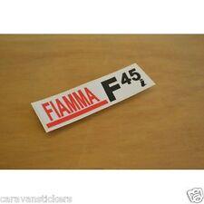 Fiamma F45i-Estilo (1) (impreso) - Adhesivo Calcomanía Gráfico (fácil-Fix) - Single