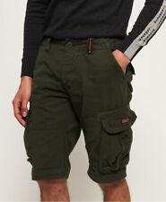 Superdry Herren Core Cargo Lite Shorts