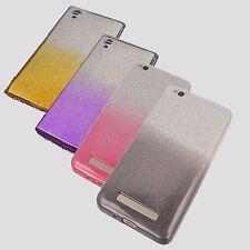 Cover Shine Case Glitzer Blink Schutz Hülle Ombre Handy Tasche Etui ver. Handys