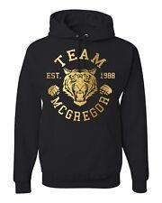 Team Mcgregor Tiger Conor Mcgregor Hooded Sweatshirt