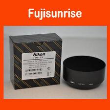 Original Nuevo Nikon HN-23 Parasol para AF 85mm f/1.8D AI-S 80-200mm f/4