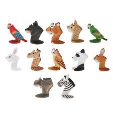 Wood Carving Animal Eyeglasses Holder Stand Rack Spectacle Display Desktop