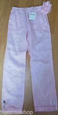 JOTTUM girl DOWNHAM pink summer trousers 128 cm 7-8 y  BNWT dutch designer