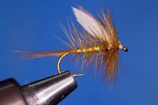 Fliegentom mouche sèche 3 pièces - Wickham's Fancy