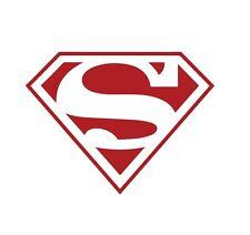 Superman Superhero Marvel DC Comics Logo Vinyl Decal Stickers Car Phone Laptop
