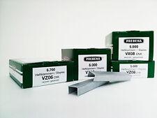 PREBENA Heftklammern VZ / VX auch passend für RAPID