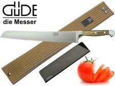 Güde Alpha Olive Messer Kochmesser Santoku Brotmesser Chai Dao ohne/mit Gravur