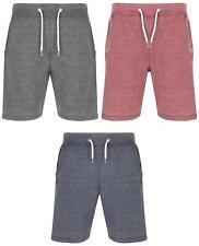 NUOVI Pantaloncini Uomo Tokyo Laundry con logo rosso piuma Cotton Jogger Pantaloni corti Taglia S-XL