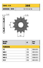 388 - PIGNONE PASSO 520 per GAS GAS 250 EC 4T 2011 2012 2013 2014 2015