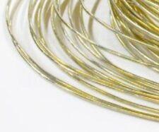 9ct Gold Solder Wire Jewellers Repairs 100mm - Easy Medium Hard - Hallmarkable