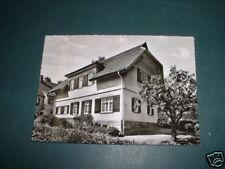 Freudenstadt 1964 Haus Finkbeiner Gerh. Hauptmann Weg