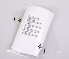 """Clara prenda Auto Adhesivo Peel & Seal bolsas de plástico fuerte-tamaño 15""""x19"""""""