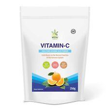 Ascorbic Acid High Grade 100% Vitamin C - Pharmaceutical Grade Pure Powder
