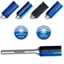 HM Frässtift Zylinder Fräser Blue-Tec ZYA Zylinder Form HP-1-7  d1=1,5-25mm VHM