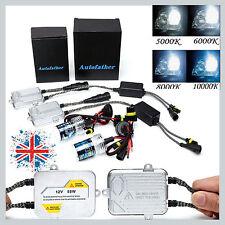 55W HID H7 Car Conversion KIT Headlight Hi Lo Bi-Xenon Bulb Ballast Driving Lamp