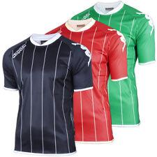 Bekleidung Vereinslose Trikots Kappa Funktions Shirt Kompression T Shirt Trikot Fitness kurz Taormina weiss XXL