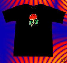 -- > LED fluorescentes lightshirt ecualizador t shirt Rose < --