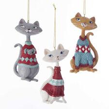 Mid Century Style Cat Ornament
