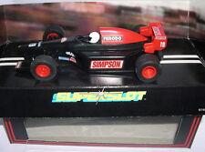 "SUPERSLOT H616 FORMULA 3 TEAM ""SIMPSON""  #19  SCALEXTRIC UK  MB"